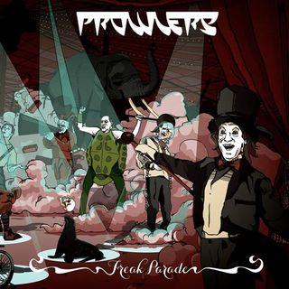 PROWLERS / Freak Parade / 03-Turtle Man