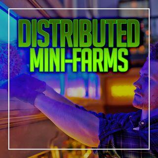 Automated Mini Farms in Retail Settings