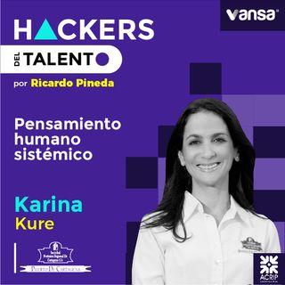 036. Pensamiento humano sistémico - Karina Kure (Grupo Puerto de Cartagena ) -Lado A