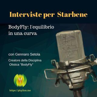 BodyFly: l'equilibrio in una curva (con Gennaro Setola)