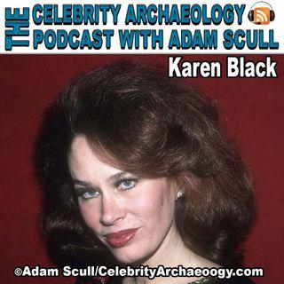 PODCAST EPISODE 63 - Karen Black