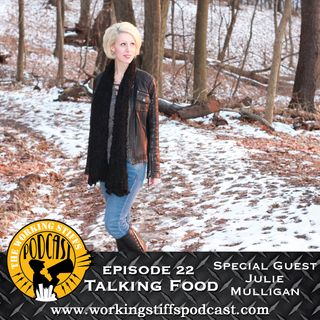 Episode 22: Talking Food