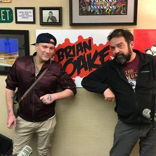 Brian Oake Show - Ep 40 Tim Mahoney & Aaron Meyerring (Electric Fetus)