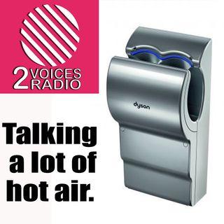 BREXIT - UK parliament - hand dryers - M&S EP 77