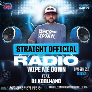 @DjKoolhand - HOOD HEAT RADIO -6-7PM & STREET MADNESS RADIO -WED 8PM-9PM EST (5-13-20)