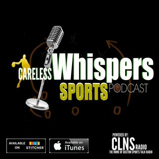 Careless Whispers is (not) at the $uper Bowl!  9:30 PM EST