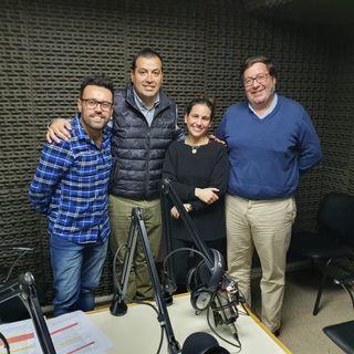 Conexión Pesquera - Entrevista a los ejecutivos de PacificBlu, Marcel Moenne y Felipe Flores