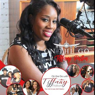 ON THE GO WITH TIFFANY PATTON EXCLUSIVE INTERVIEW W/ EPMD