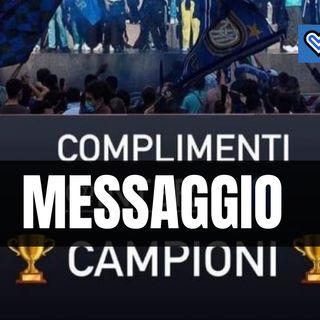 Inter, sorpresa Icardi: arrivano i complimenti per lo scudetto