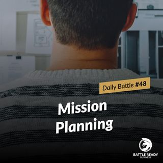Daily Battle#48 - Mission Planning