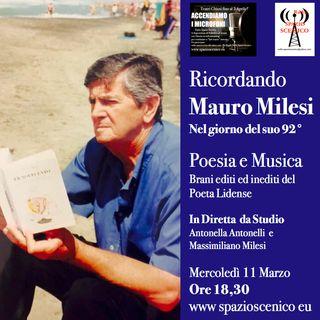 "Accendiamo i Microfoni 7 -""Ricordando Mauro Milesi"""