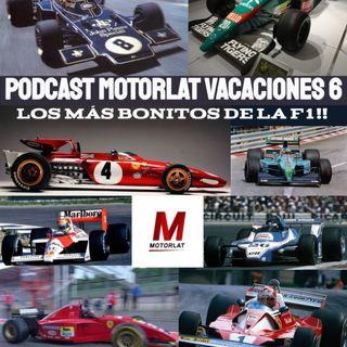 Podcast de Vacaciones | Episodio 6 | Los autos más Bonitos