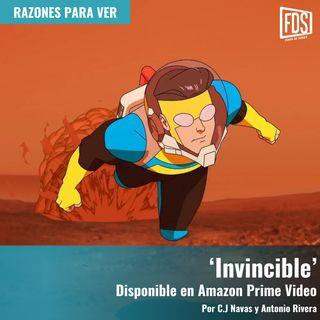Razones para ver | 'Invincible'