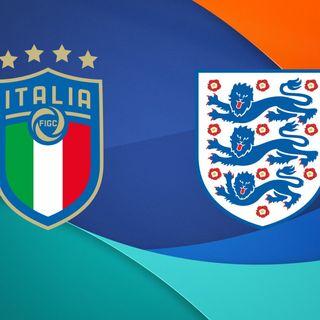 EC2021 #7: ITALIA CAMPIONE D'EUROPA!