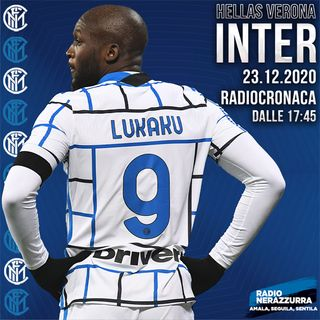 Post Partita - Verona - Inter 1-2 - 201223