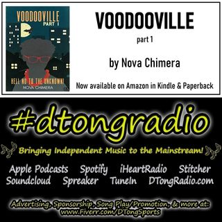 #MusicMonday on #dtongradio - Powered by 'VOODOOVILLE Part 1' on Amazon