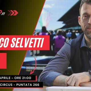LIVE con Marco Selvetti | Motorbike Circus - Puntata 266