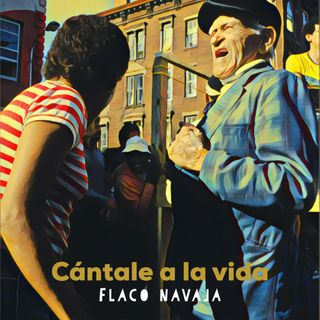 "Actor, Poet, and Salsa Superstar Flaco Navaja talks his new single ""Cantale A La Vida""."