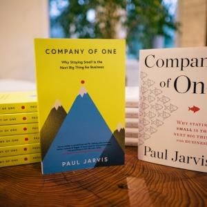 382. Ce que je lis en ce moment : Company Of One de Paul Jarvis #BookClub