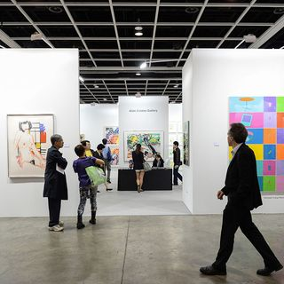 Podcast Episode 2:  Are art fairs good for emerging artists?