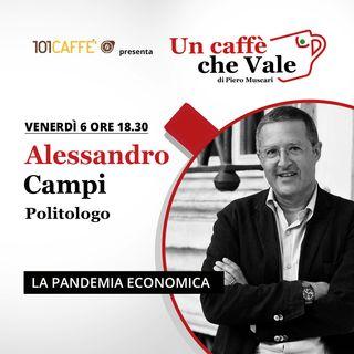Alessandro Campi: La pandemia economica