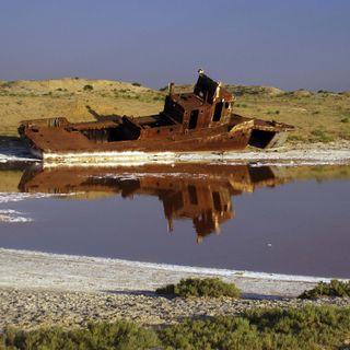 Der Aralsee - Zwischen Meer und Wüste