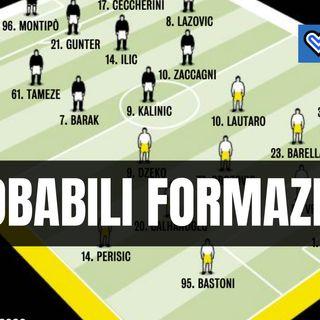 Verso Hellas Verona-Inter, le probabili formazioni