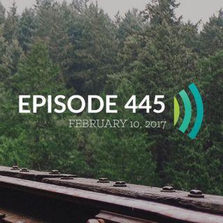 Episode 445: Rest Assured, God Has Your Back