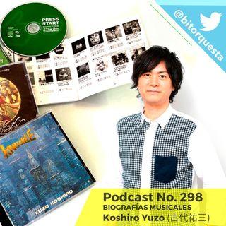 298 - Koshiro Yuzo, Biografías Musicales