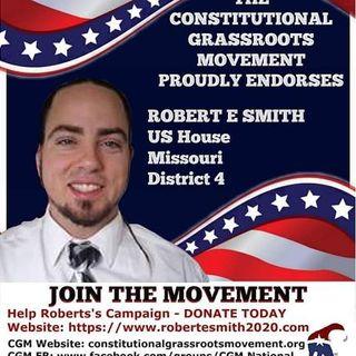 Meet Robert E Smith for US Congress Missouri 4th District