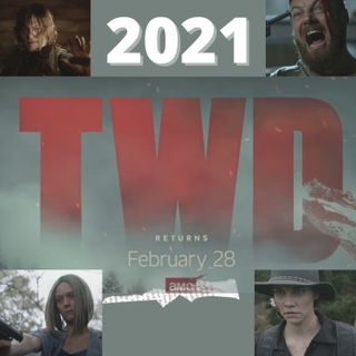 Todo lo que esperamos de The Walking Dead en 2021