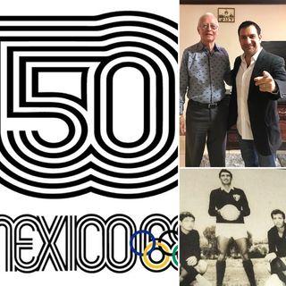 """México se deja perder en fútbol en los olímpicos de México 68. Reveladoras declaraciones de Javier """"Gato"""" Vargas"""
