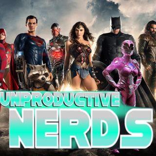 Defenders assemble :Unproductive-nerds ep 29