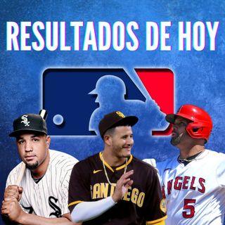 Resultados y tablas de posiciones en Grandes Ligas - 23/9/2020 (Podcast de Beisbol)