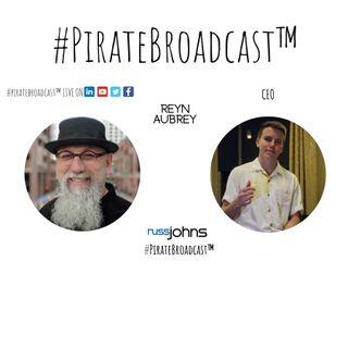 Catch Reyn Aubrey on the #PirateBroadcast™