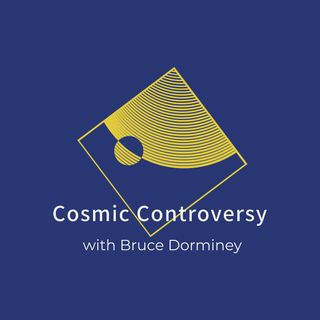 The Cosmic Controversy Podcast