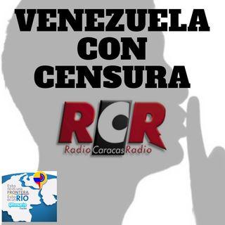 Venezuela con censura
