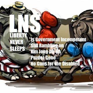 Liberty Never Sleeps 02/16/17 Show