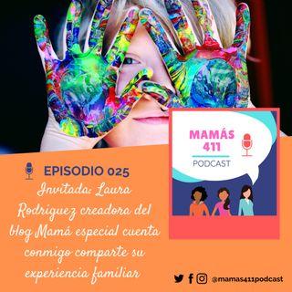 025- Invitada: Laura Rodriguez de Mamá especial cuenta conmigo, una argentina radicada en los Estados Unidos