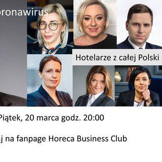 Goście Horeca Radio, odc. 50 - Hotelarze vs koronawirus