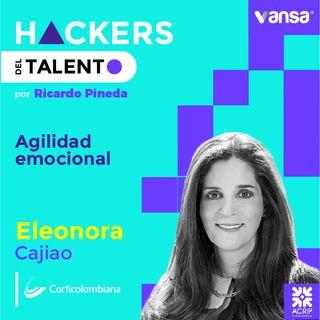033. Agilidad emocional- Eleonora Cajiao (Corficolombiana)  -  Lado B