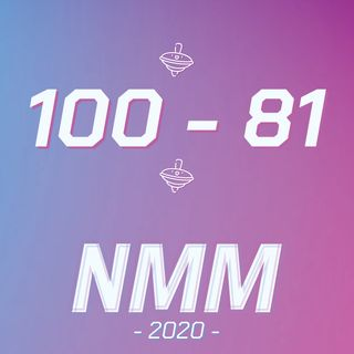 New Music Monday Live 2020 - TOP 100 / 100 - 81