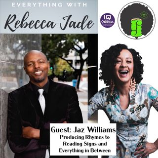 _Stars and Bars_ Jaz Williams _LIVE_ on Everything with Rebecca Jade Ep 225