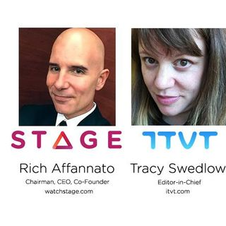 Radio ITVT: Rich Affannato, Co-Founder and CEO, STAGE Network