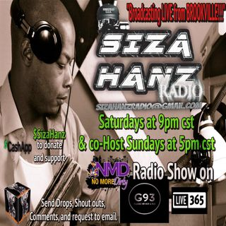 Siza Hanz Radio episode 6