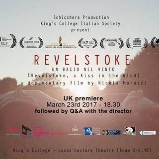 REVELSTOKE - un documentario basato su una storia d'amore... storia di immigrati -