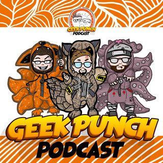 Geek Punch - Punch 1 - Naruto - El peor chupon de la vida