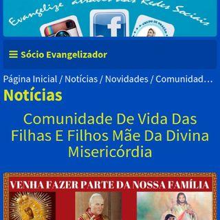 Comunidade Filhas e filhos Divina Misericórdia