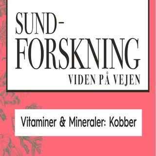 Vitaminer & Mineraler: Kobber