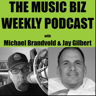 Ep. 161 How to Amplify Your Content Online with Jammer.fm on The Music Biz Weekl
